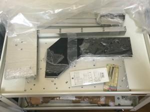 CNCフライス材料